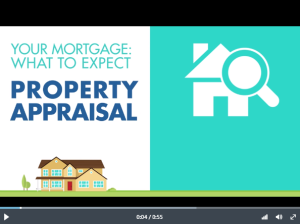 The Mortgage Process: The Property Appraisal